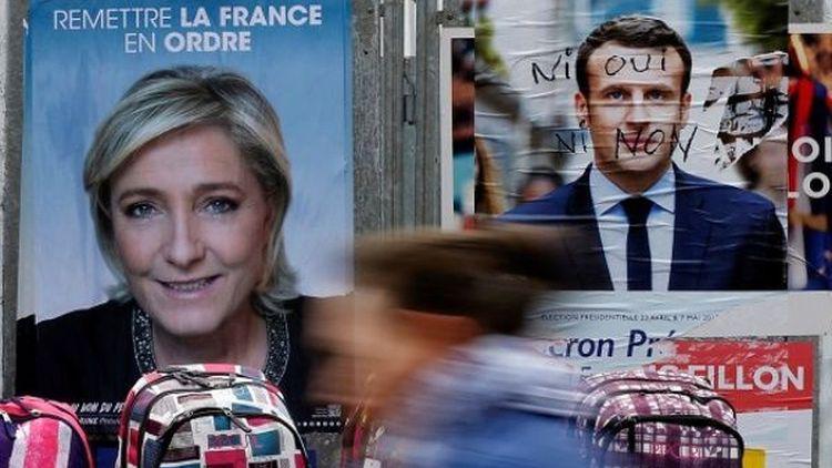 france presidential election 2017 macron le pen