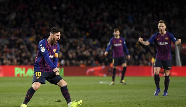 Валенсия обърка сметките на Барселона
