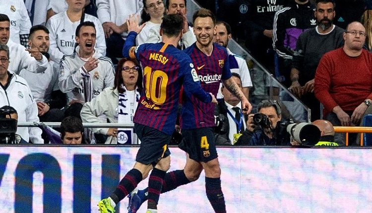 Барселона победи Реал (Мадрид) с 1:0
