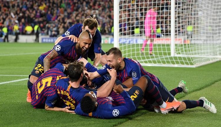 Барселона победи Ливърпул с 3:0