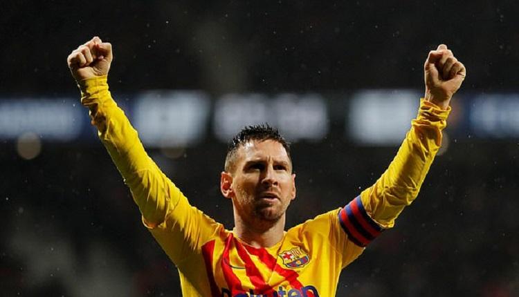 """Меси загря за """"Златната топка"""" с победен гол в Мадрид"""