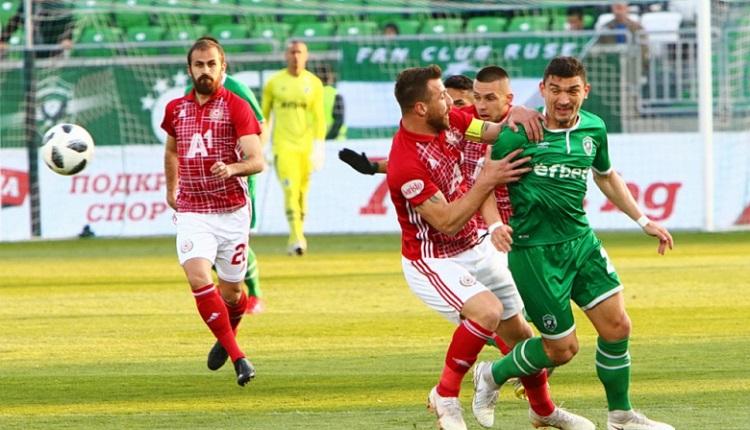 ЦСКА се класира на полуфиналза Купата на България