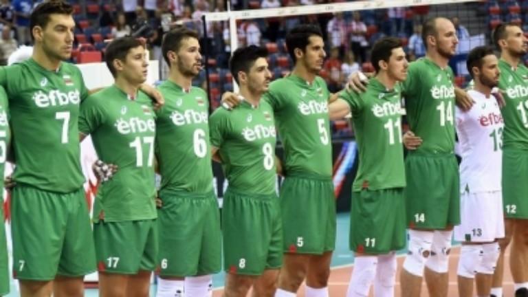 Волейболистите ни загубиха и от Русия