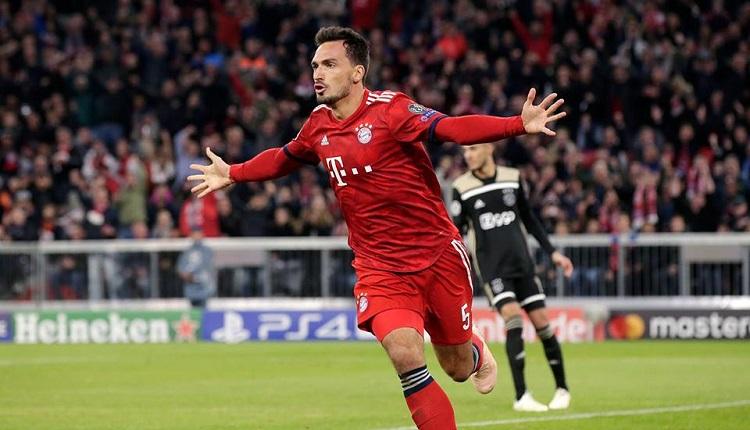 Байерн се изложи срещу Аякс в Мюнхен