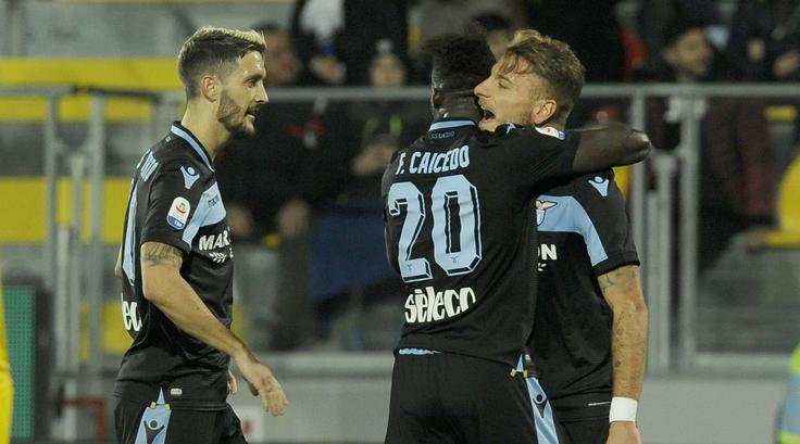 Лацио победи Фрозиноне с  1:0