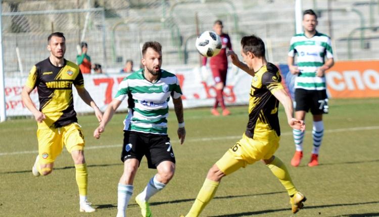 Ботев (Пловдив) е последният полуфиналист за Купата на България