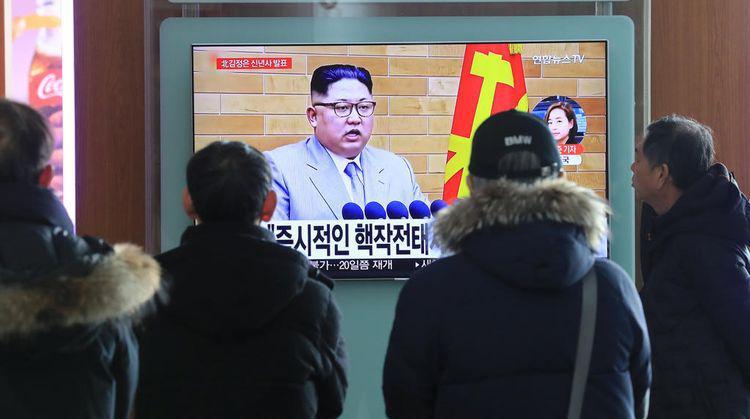 north korea south korea talks 2018