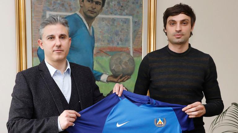 Левски взе национал на България