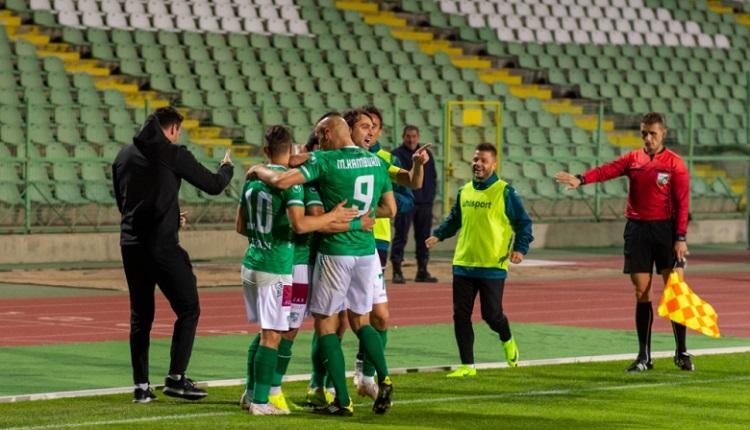 Берое победи Славия с 2:0