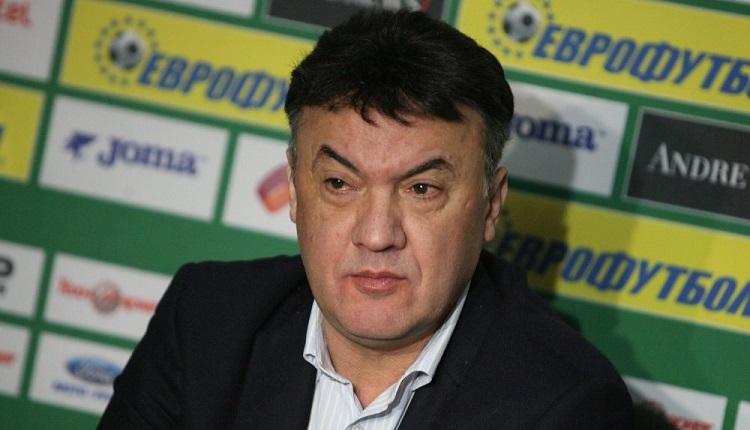 Борислав Михайлов се оттегля от президентския пост