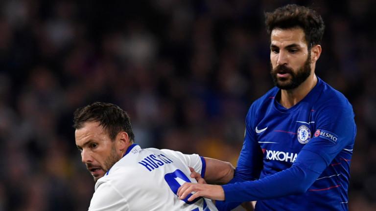 €4 млн. разделят Милан и Челси за Фабрегас