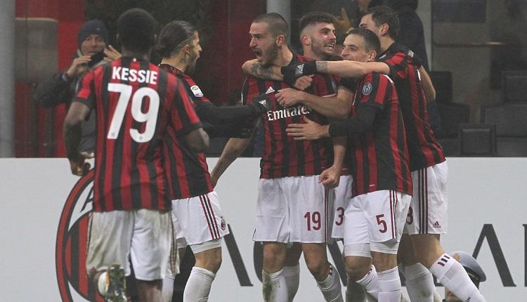 Милан се върна на победния път