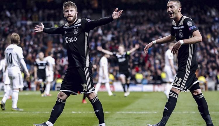 Аякс разби Реал (Мадрид) с 4:1