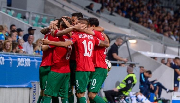 България победи Словения с 2:1