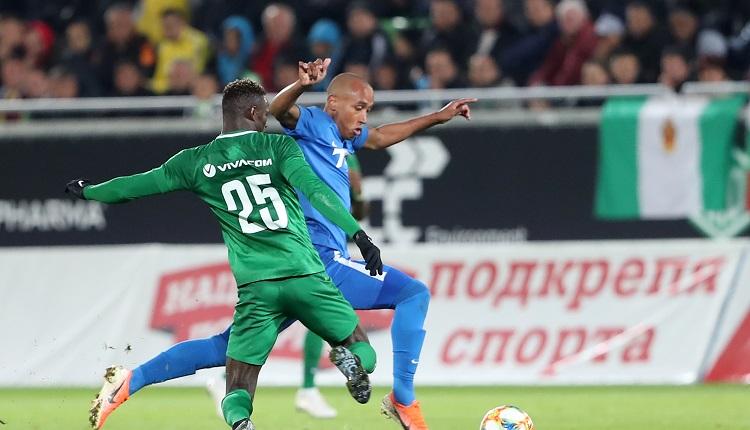 Лудогорец победи Левски с 2:0