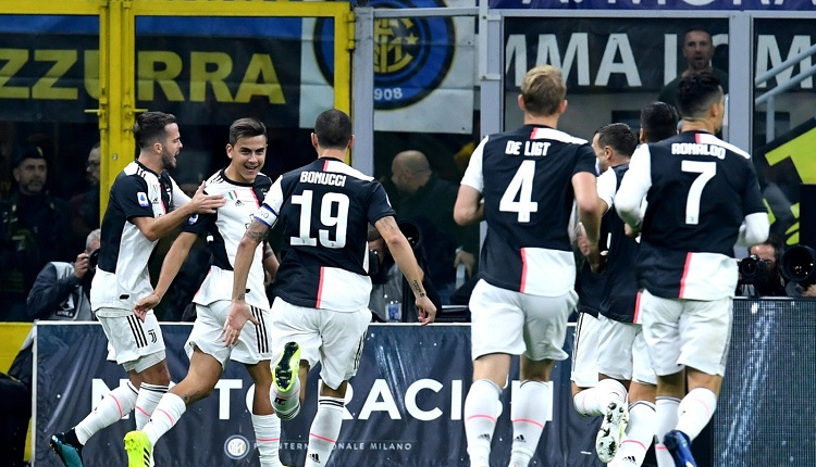 Ювентус е отново на върха в Серия
