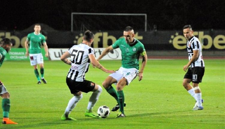 Берое победи Локомотив (Пловдив) с 1:0