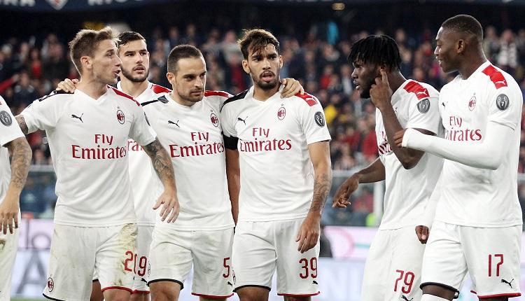 Милан измъкна победата срещу Дженоа