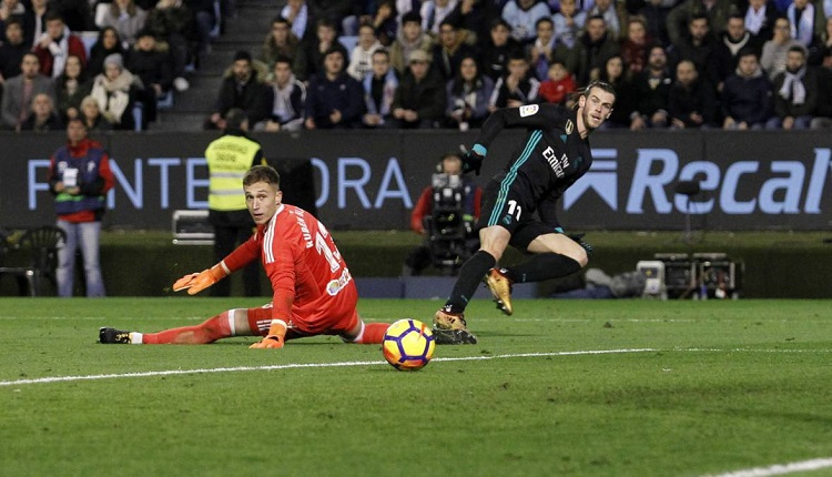 Реал (Мадрид) и Селта завършиха наравно 2:2