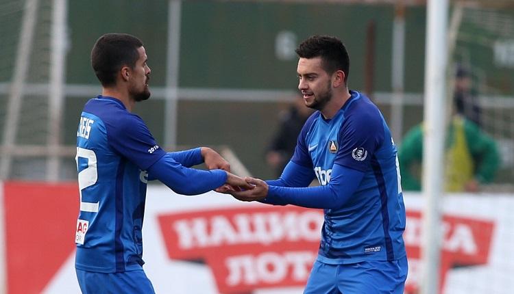 Левски победа Черно море с 1:0