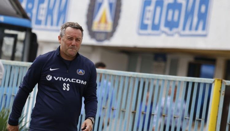 Славиша Стоянович: Много е важно да се побеждава, да се дава сърце и душа за клуба