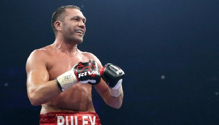 Кубрат Пулев ще се бие на 9 ноември