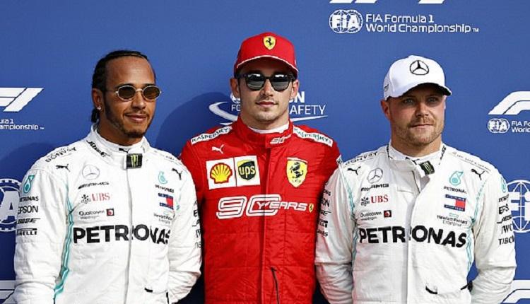 Шарл Леклер спечели квалификацията за Гран При на Италия