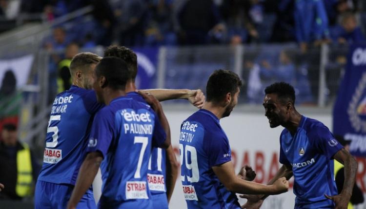 Левски победи Славия с 2:0
