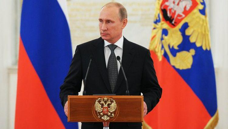 путин президент россии
