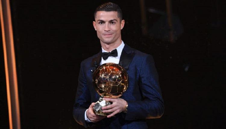 Роналдо спечели пета Златна топка