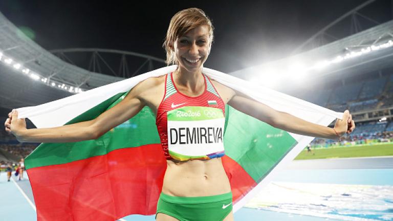 Мирела Демирева на финал на Европейското първенство