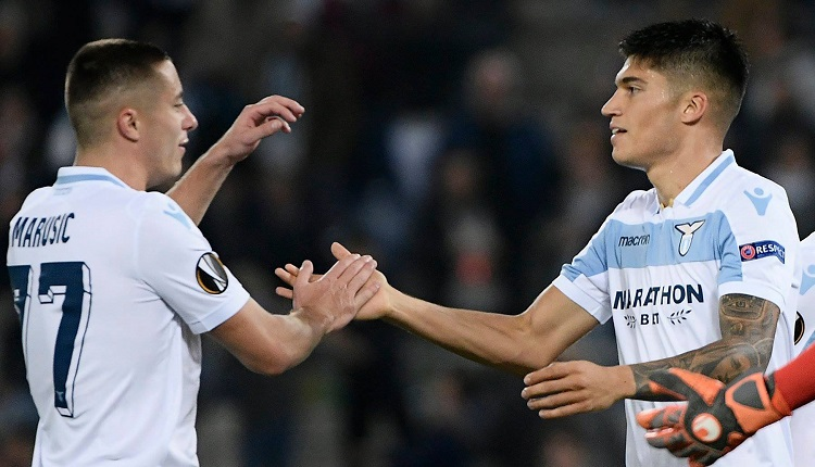 Лацио победи Олимпик (Марсилия) с 2:1