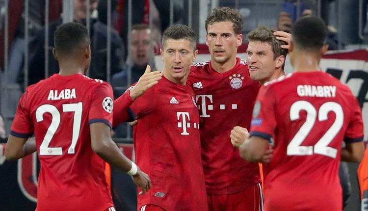 Байерн (Мюнхен) победи АЕК Атина с 2:0