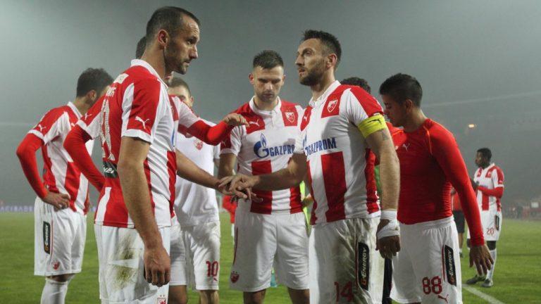 Цървена Звезда се класира за 1/16 финалите на Лига Европа