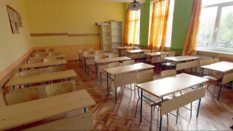 празна класна стая