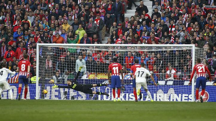 Реал (Мадрид) надви Атлетико (Мадрид) с 3:1