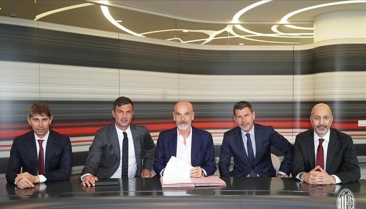 Пиоли е новият треньор на Милан