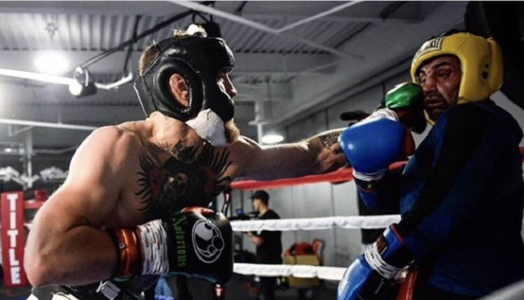Конър Макгрегър готви нов боксов мач
