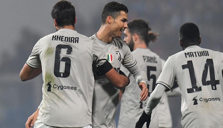 Ювентус победи Сасуолос 3:0