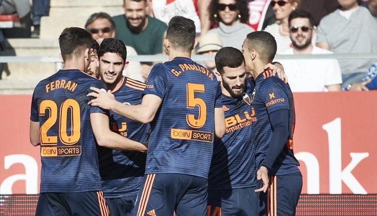 Валенсия победи Жирона с 3:2