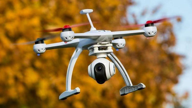 Google пуска дронове