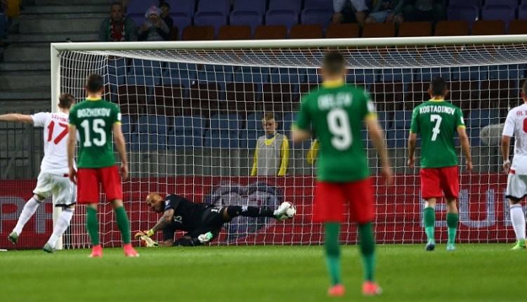 Беларус победи България с 2:1