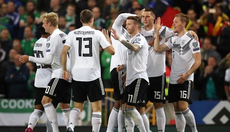 Германия се съвзе и поведе в групата си
