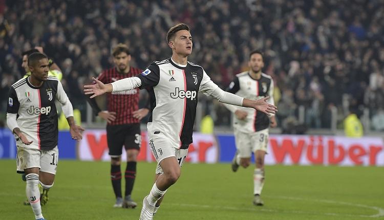 Ювентус победи Милан с 1:0