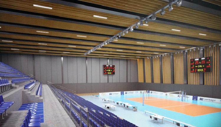 Волейболният Левски ще има собствена зала до края на 2019-а