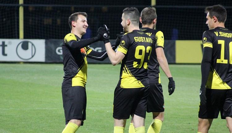 Ботев (Пловдив) победи Витоша (Бистрица) с 3:0