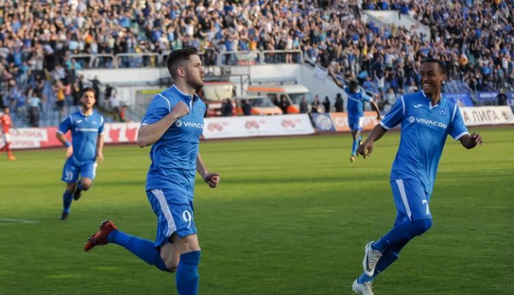 Левски победи ЦСКА с 2:0