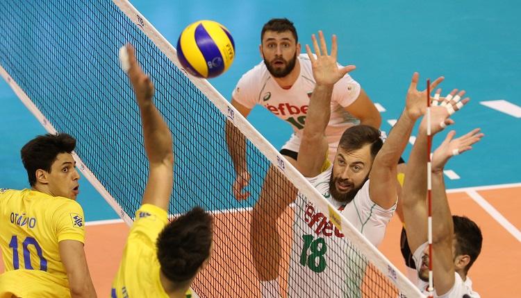 България постави на колене Бразилия