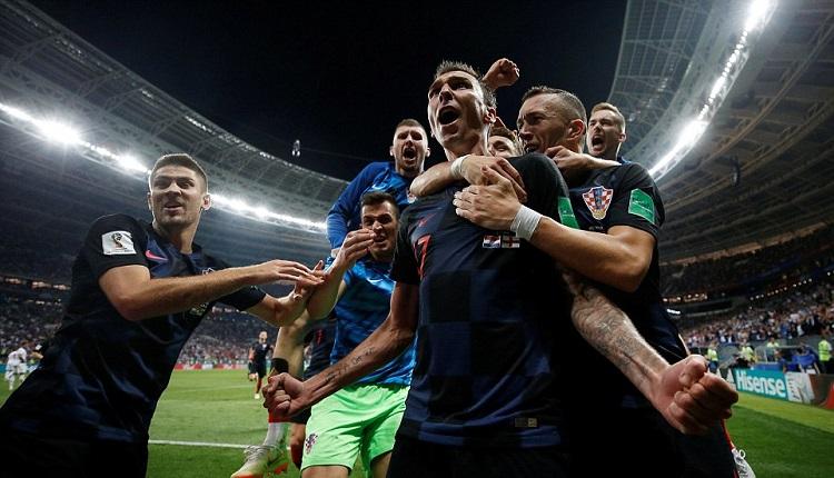 Хърватия победи Англия с 2:1