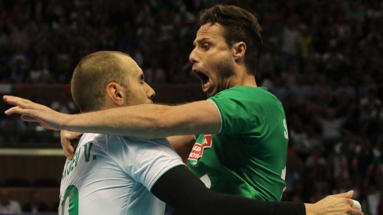 България изпусна шанса си срещу Бразилия
